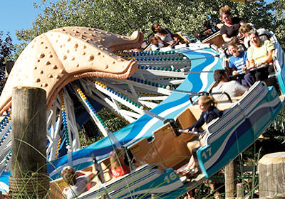 Wipeout & Thrill Rides | Canobie Lake Park