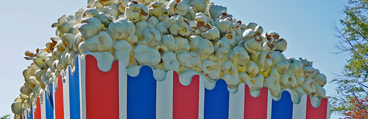 Giant Popcorn