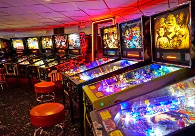 Pinball Arcade New