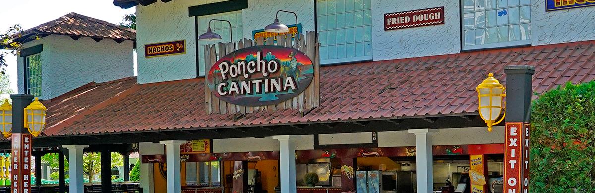 Poncho Cantina