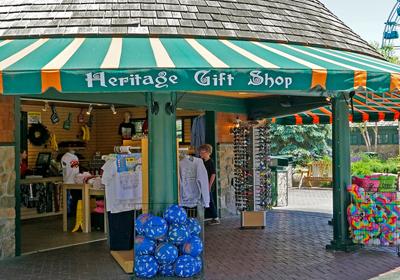 heritage gift shop