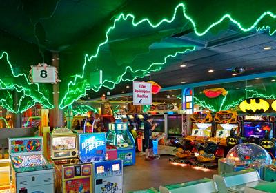 main arcade