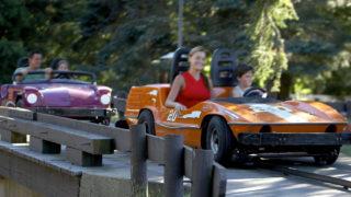 Canobie 500 family ride at Canobie Lake Park