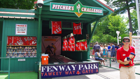 Canobie Lake Park Pitchers Challenge