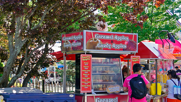 Mobile Concessions at Canobie Lake Park