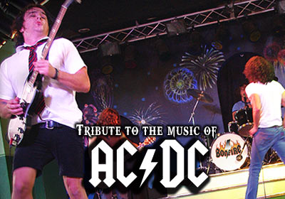 Tribute to the music of AC/DC