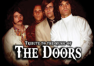 Tribute to the music of THE DOORS