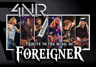 Tribute to the music of FOREIGNER