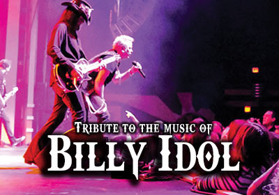 Tribute to the music of BILLY IDOL