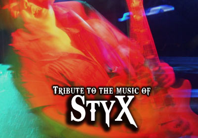 Tribute to the music of STYX