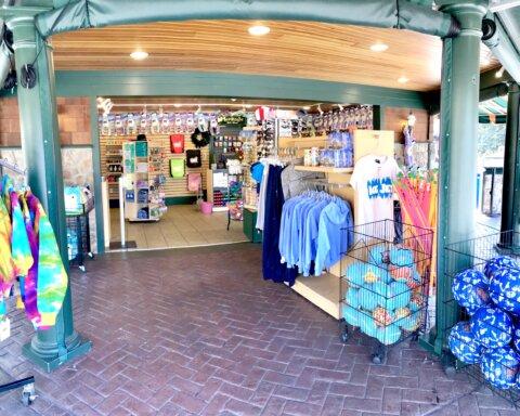 Inside Heritage Gift Shop