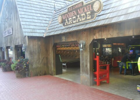Wooden Nickel Arcade